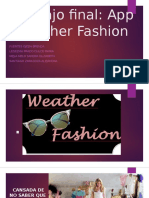 Fashion Weather.