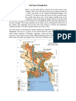 Soil Type in Bangladesh-A Summary
