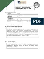 Silabo - Formulacion y Evaluacion de Proyectos2