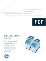 Druck Temp Calibrators