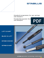 Standardni programm aktuatora 2014_01