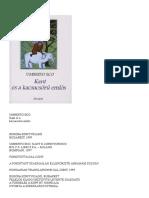 Umberto Eco - Kant és a kacsacsőrű emlős