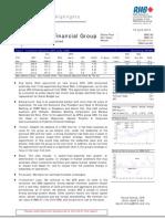 Alliance Financial Group Berhad