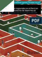 Exitos Regionales en El Peru en Un Contexto de Boom Fiscal