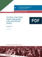 international health information