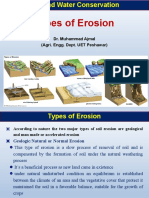 02. Types of Erosion