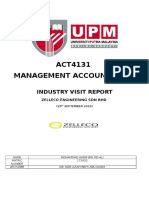 Industry visit report MA 3.docx