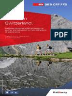 Leisure in Switzerland_Sommer 2016 SBB