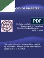 Physiology Diabetes Work