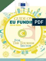EC - Guide EU Funding for Tourism - 2016 April Ver 3