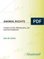 Animal Rights_A Subject Guide, Bibliography, and Internet Companion - John Kistler (2000).pdf