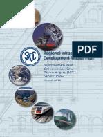 Regional Infrastructure Development Master Plan ICT Sector Plan
