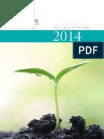 Annual Report 2014 - AnBinh Bank