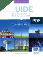 Fnccr - Guide Elu - E-communications 2014