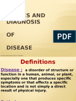Causes of Disease[1]