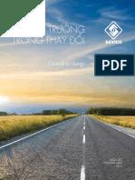 Savico (SVC) - Annual Report 2015