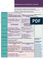 Le programme du NxSE 2016