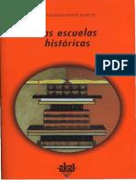 Lectura Voluntaria - Páginas de LAS ESCUELAS HISTÓRICAS