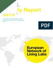 ENoLL Activity Report 2015