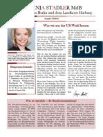Newsletter Svenja Stadler 16 2016