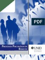 curso Procesos picologico