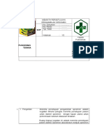 2. Meminta Persetujuan Pengambilan Specimen