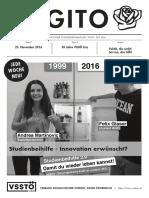 Cogito Siebte Ausgabe WiSe 2016