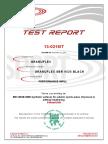 12-0216IT RP044-001 E Rapporto Di Prova UVA e Granulometria Intaso Inglese