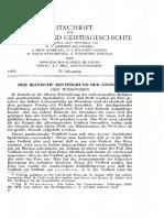 Widengren_1952_Der Iranische Hintergrund der Gnosis_ZRGG