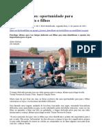 Férias Escolares - Tempo Com as Crianças