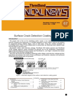 Surface crack Detection