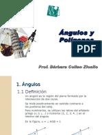 Ppt Angulos y Poligonos