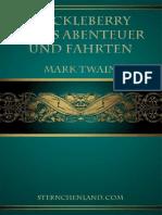 Huckleberry Finns Abenteuer und - Mark Twain.pdf