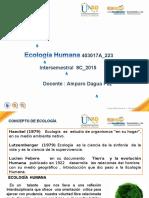 Ecologia Humana Web