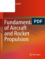 Fundamentals of Aircraft and Rocket Propulsion [2016]