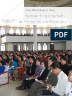 Interfaith Interchurch Relations
