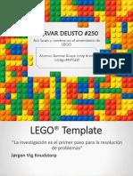 LEGO -Ramirez Ricapa Jordy André-2DA PPT