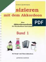 S.B. - Band 1 (Helmut Quakernack)