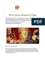 Pitru Dosh Niwaran Puja