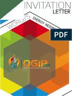 Invitation Letter Ogip 2017