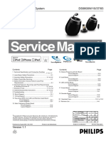 Philips Ds9800w-10!37!93 Ver.1.1 Docking Speaker System
