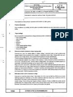 JUS C.H3.010_1982 - Zavarivanje. Oblozene Elektrode Za Rucno Elektrolucno Zavarivanje Celika. Tehnicki Uslovi