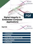 EKH-signal Integrity in Embedded Computer Application 2010-02-28 v01