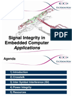 EKH-signal Integrity in Embedded Computer Application 2010-02-28 v01