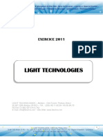 Plaquette Light Technologies 2