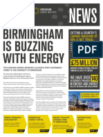 Birmingham Energy Institute Newspaper