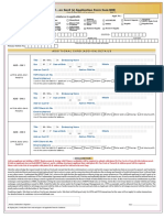 HDFCadd on Card Application