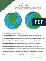 Longitute Latitude Worksheet 2