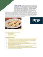 Cara Membuat Keripik Apel Renyah Dan Gurih