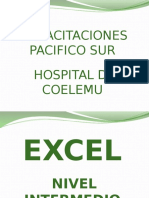 Excel Nivel Intermedio